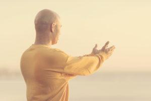 Qigong practitioner