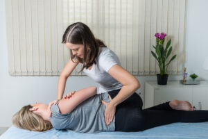 Chiropractic car accident injury
